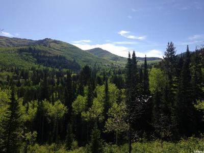Salt Lake City Residential Lots & Land For Sale: 6645 S Ski Home Pl E