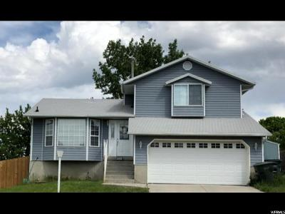 West Valley City Single Family Home For Sale: 4465 S 5665 W