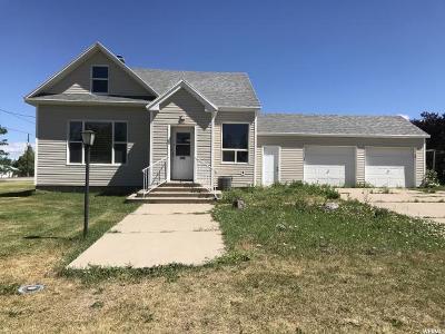 Millville Single Family Home For Sale: 109 E 200 S