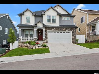 Herriman Single Family Home For Sale: 14497 Yellow Topaz Dr