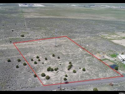 Eagle Mountain Residential Lots & Land For Sale: 5045 N Lake Mountain Rd