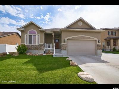 Stansbury Park Single Family Home For Sale: 6628 N Malachite Way