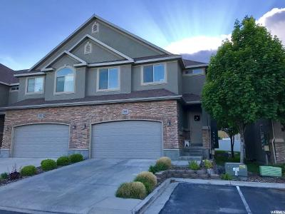Riverton Townhouse For Sale: 13698 S Pyrenees Ave. W