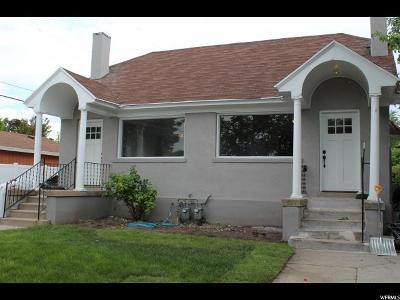 Salt Lake City UT Multi Family Home For Sale: $429,000