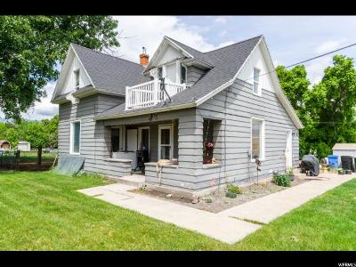 Hyrum Single Family Home For Sale: 351 N 200 W