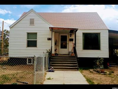 Helper Single Family Home For Sale: 150 E St