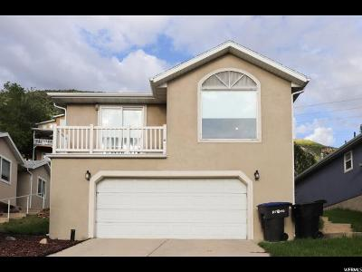 Provo Single Family Home For Sale: 1391 S Slate Canyon Dr