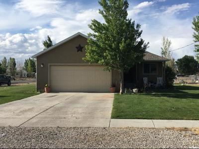 Centerfield Single Family Home For Sale: 180 W 200 S