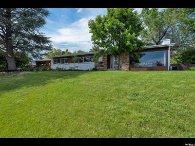 Salt Lake City UT Single Family Home For Sale: $879,900