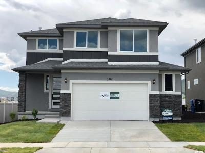 Herriman Single Family Home For Sale: 5201 W Koppers Ln