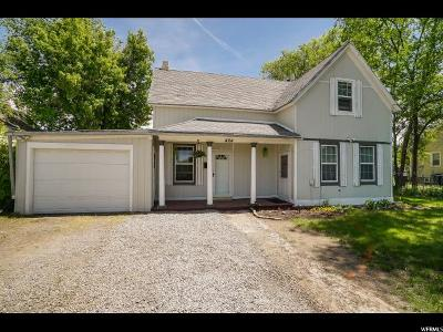 Logan Single Family Home For Sale: 424 S Park Ave W