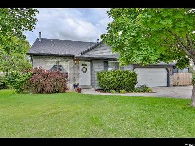 Orem Single Family Home For Sale: 966 N 400 W