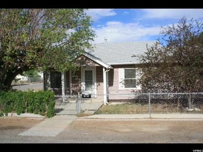 Price UT Single Family Home For Sale: $65,000