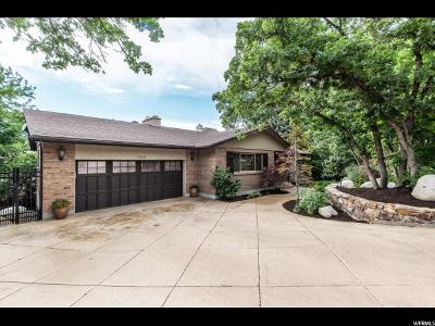 Cottonwood Heights UT Single Family Home For Sale: $559,000