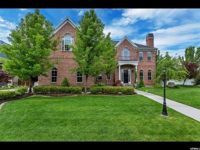 Sandy Single Family Home For Sale: 3342 E Glacier Ln