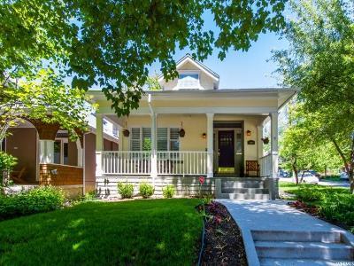 Salt Lake City UT Single Family Home For Sale: $625,000