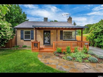 Salt Lake City UT Single Family Home For Sale: $349,000