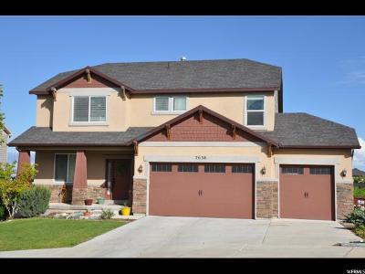 Eagle Mountain Single Family Home For Sale: 7638 N Wyatt Earp Ave