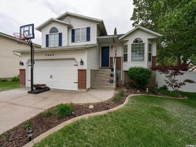 Layton UT Single Family Home For Sale: $274,900