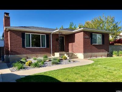 Salt Lake City UT Single Family Home For Sale: $410,000