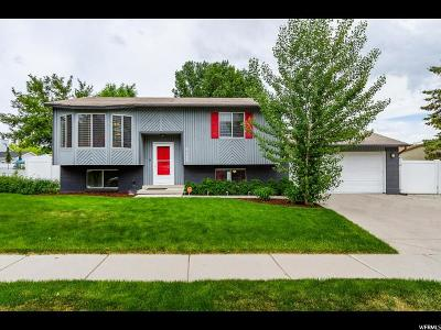 Taylorsville Single Family Home For Sale: 6515 S Coybrook Dr W