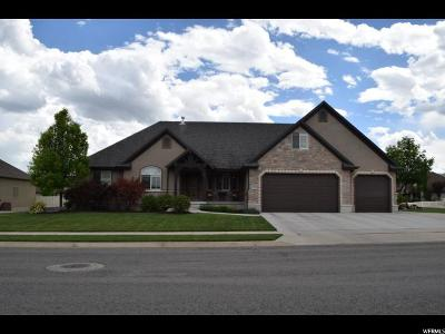 Riverton Single Family Home For Sale: 3761 W 12125 S