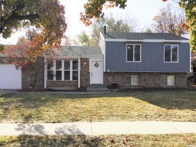 Sandy UT Single Family Home For Sale: $439,000