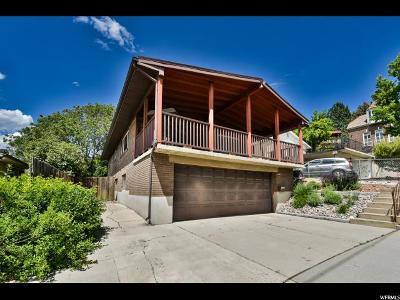 Salt Lake City UT Single Family Home For Sale: $400,000