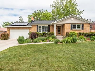 Salt Lake City UT Single Family Home For Sale: $600,000
