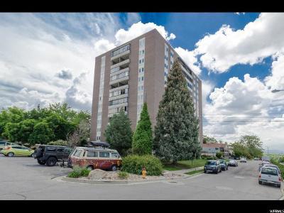 Salt Lake City UT Condo For Sale: $350,000