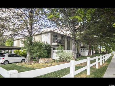 West Valley City Condo For Sale: 2968 W 3650 S #10