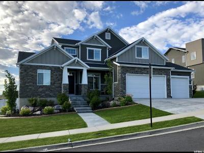 Herriman Single Family Home For Sale: 5029 W Ambermont Dr S