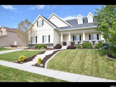 Saratoga Springs Single Family Home For Sale: 807 N Buffalo Dr.
