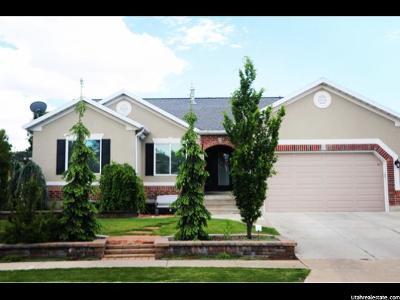 Layton UT Single Family Home For Sale: $449,000