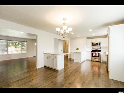 West Valley City Single Family Home For Sale: 3817 S Sunnyvale Dr W