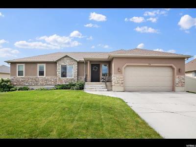 Lehi Single Family Home For Sale: 76 E 750 S