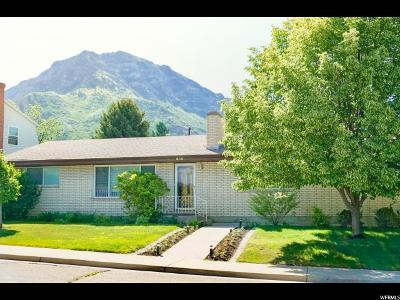 Provo UT Single Family Home For Sale: $355,000