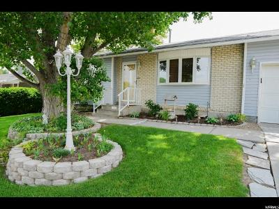 Magna Single Family Home For Sale: 7233 W Adams Rd S