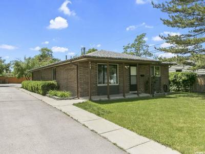 Salt Lake City UT Multi Family Home For Sale: $325,000