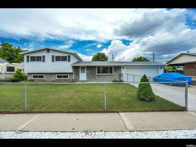West Valley City Single Family Home For Sale: 4205 W Midway Dr S