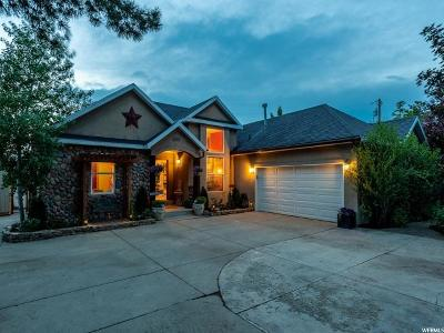 Cottonwood Heights Single Family Home For Sale: 6516 S Guntherwoods Ln