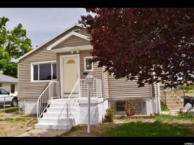 Emery County Single Family Home For Sale: 55 E 100 N