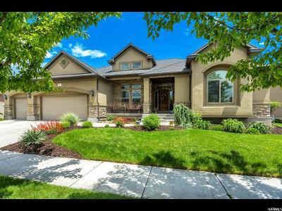 Riverton Single Family Home For Sale: 13479 S Wesleyan Way