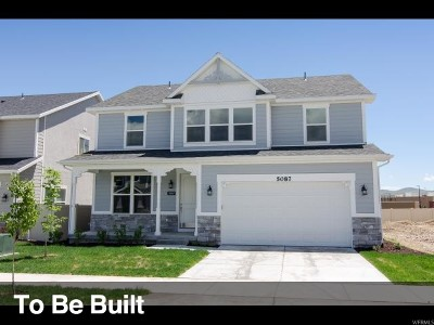 Herriman Single Family Home For Sale: 14873 S Mossely Bend Dr W #17
