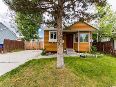 Magna Single Family Home For Sale: 2642 S Melville Dr
