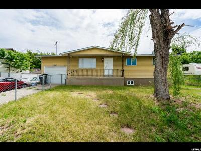 Clinton Single Family Home For Sale: 1146 N 1000 W