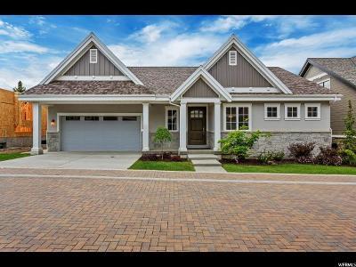 Cottonwood Heights Single Family Home For Sale: 8154 S Newbury Grove Ln E