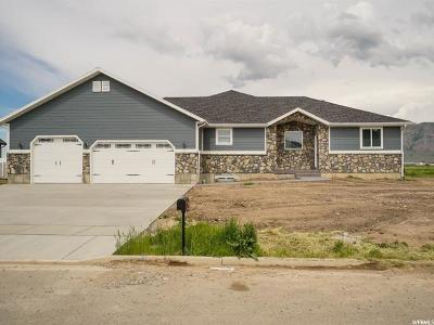 Tremonton Single Family Home For Sale: 104 N 775 E #46