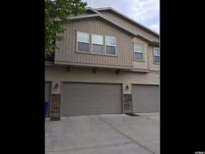 Taylorsville Townhouse For Sale: 2240 W Stella Vie Ln