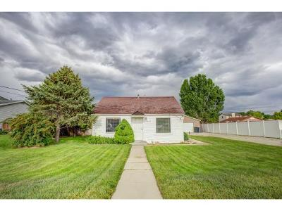 South Jordan Single Family Home For Sale: 10829 S Temple Dr W